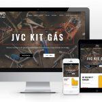 JVC Kit Gás